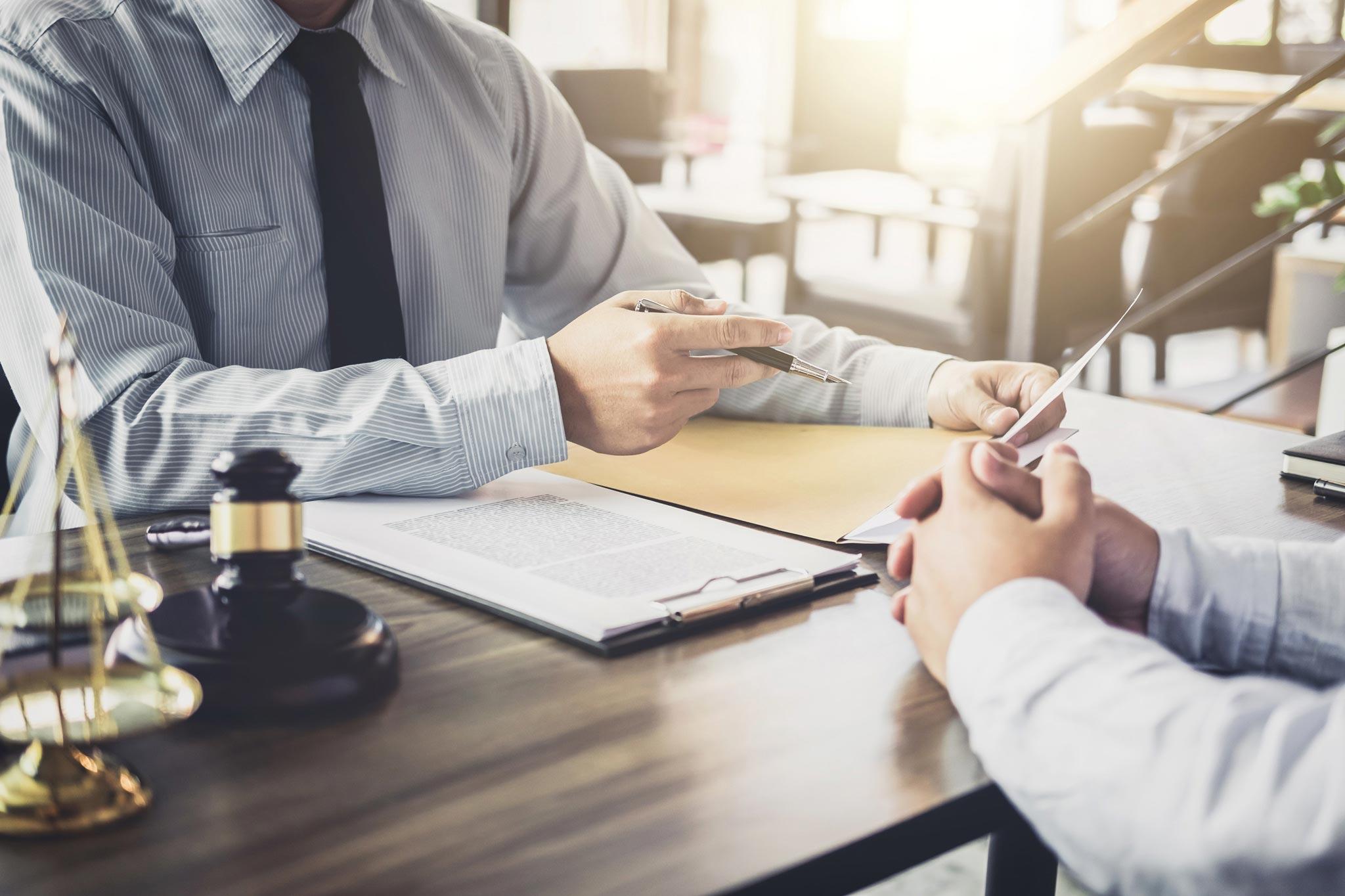 Rechtsanwalt Für Vertragsrecht Kostenfreie Ersteinschätzung Vom Anwalt